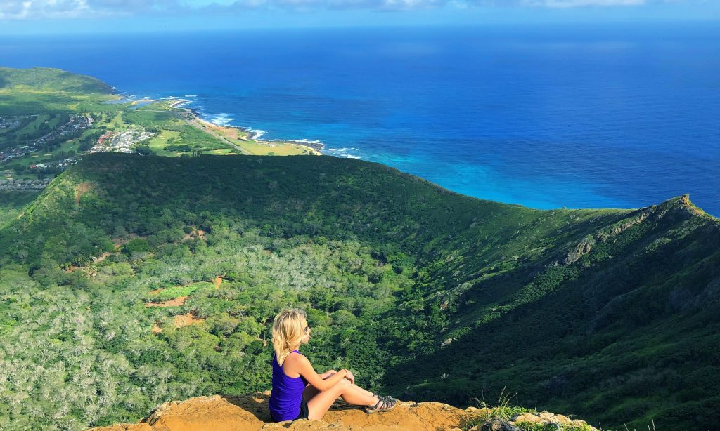The Crazy Climb up Koko Head