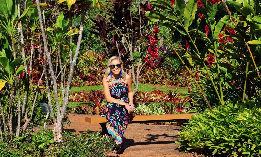 The Dole Pineapple Plantation!