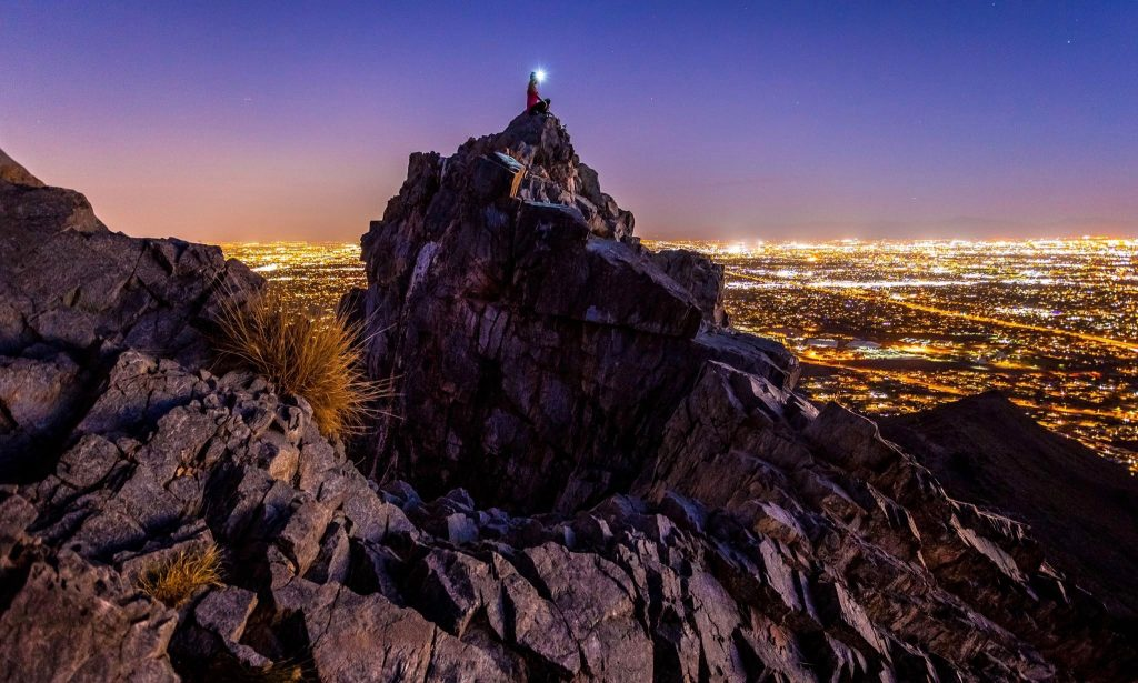 Escape the Heat with a Night Hike